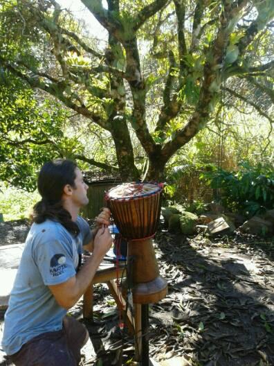 Drum-making