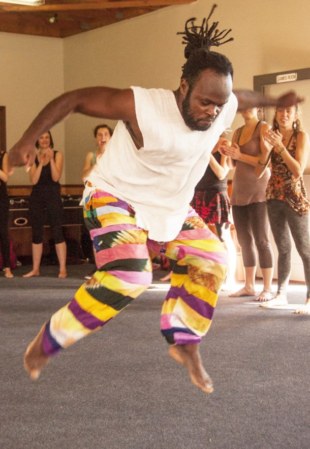 Camp Afro Foli Drum and Dance Retreat