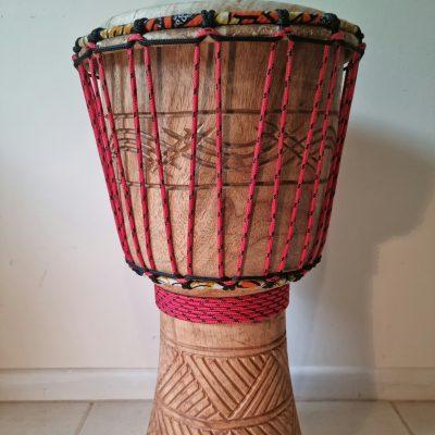 Ghanaian Djembe Drum