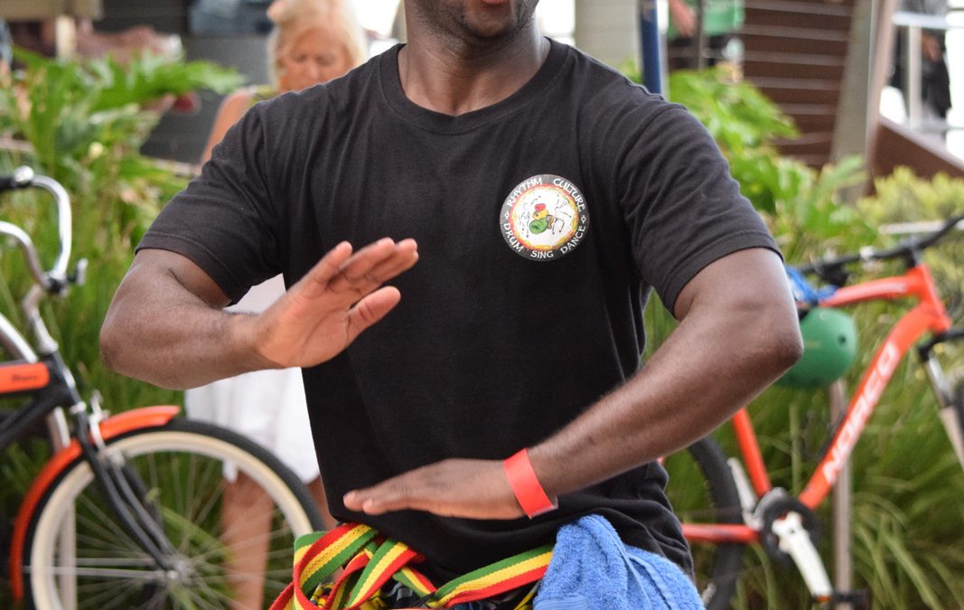 FROM IVORY COAST TO WORLD CIRCUS TO SUNSHINE COAST STAGE