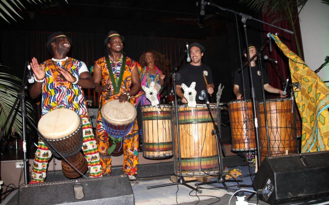Afro Foli Drum & Dance Camp 2017