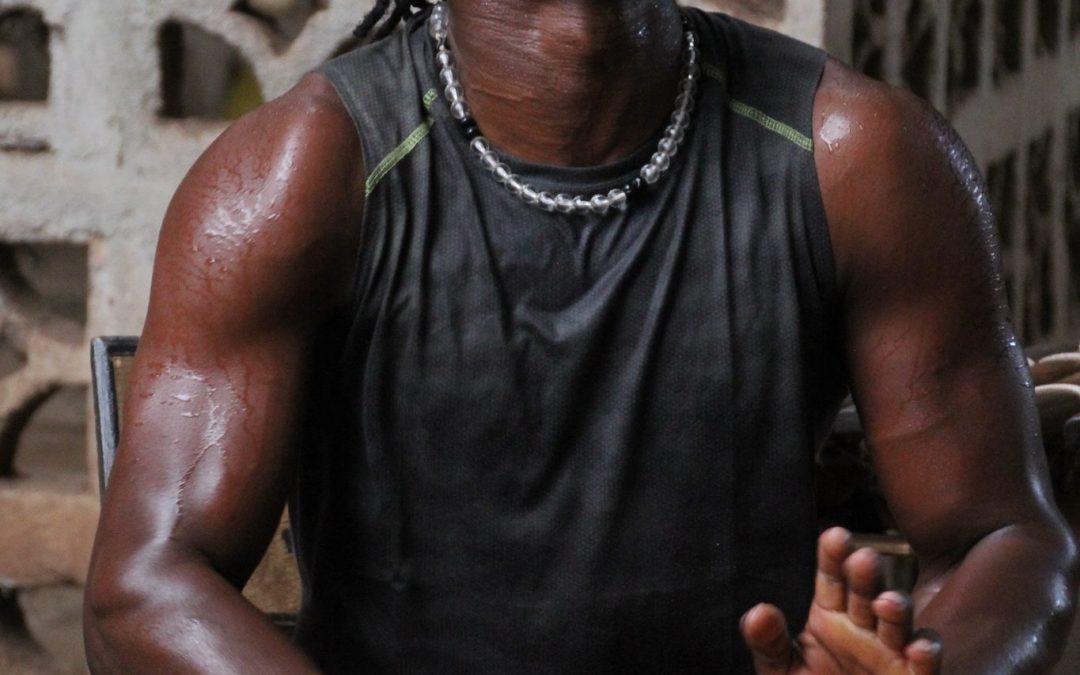 Bassidi Kone – Mali West Africa