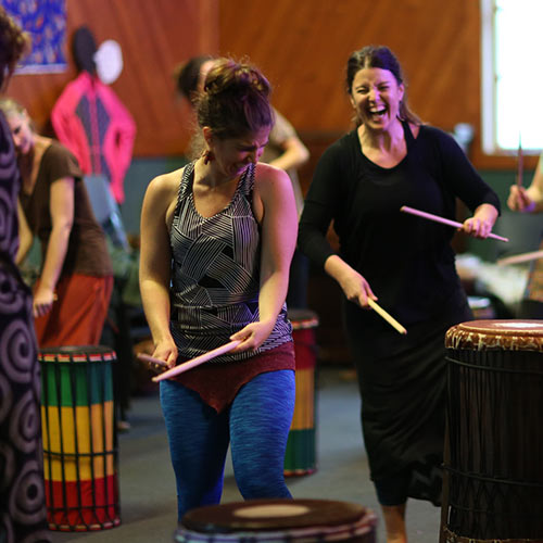 Dundun Dance Classes to Live Drumming. Get Fit & Have Fun!