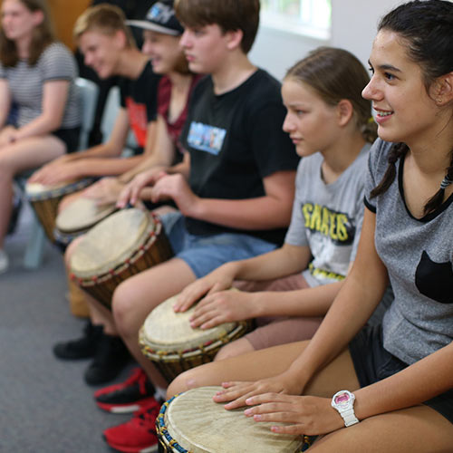 School & Kindergarten Drum & Dance Workshops, Programs, Incursions