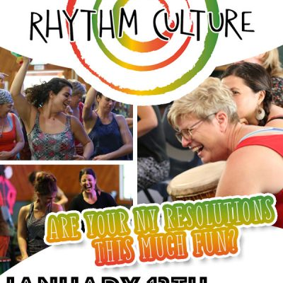 Rhythm Culture Events