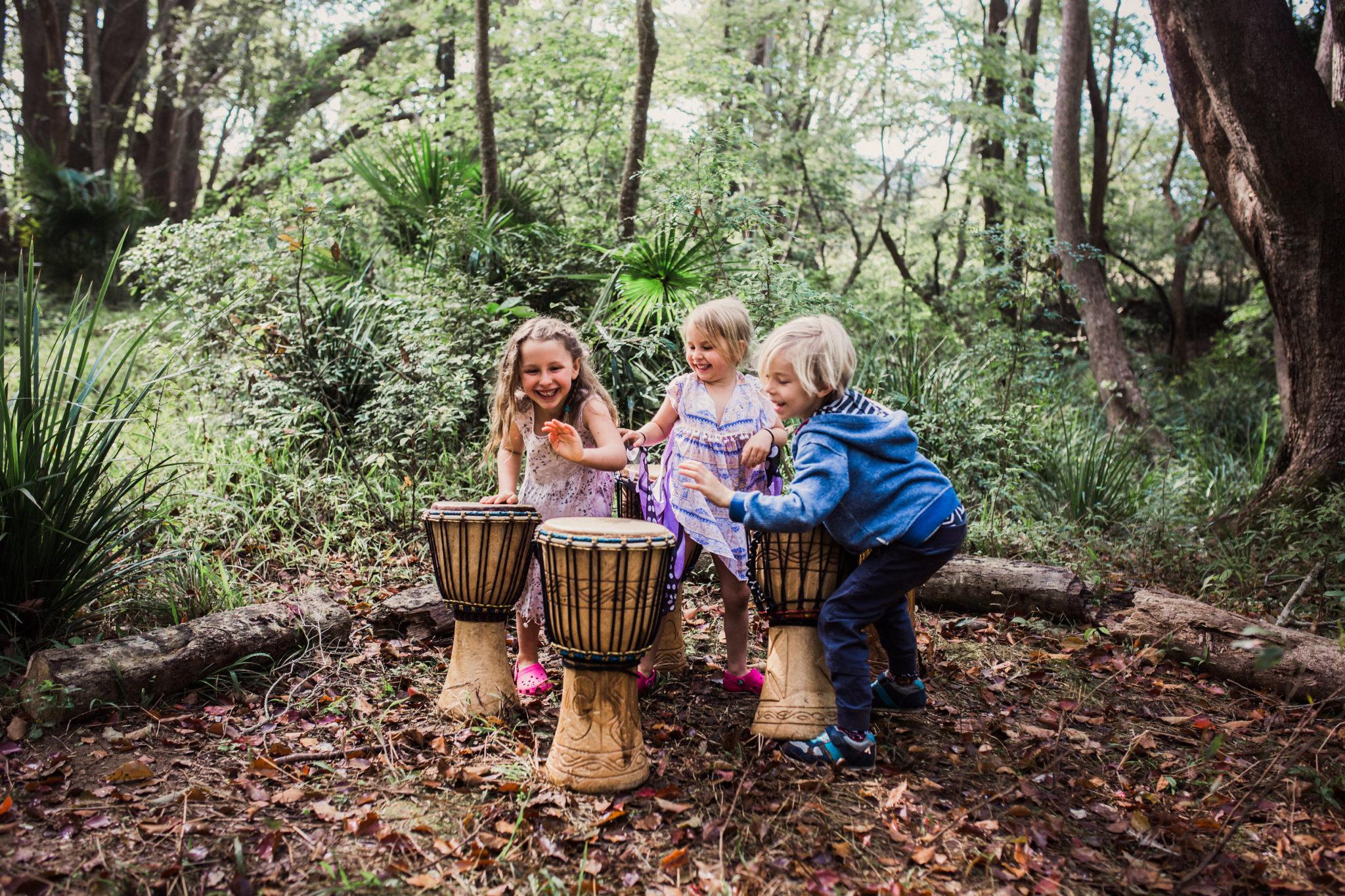 drumming incursion
