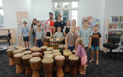 That's a wrap for Holiday Drum Sing Dance Incursions